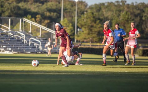 Soccer keeps wins coming against Cajuns
