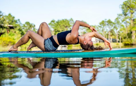 Katerina Svecova: From ski boards to yoga mats