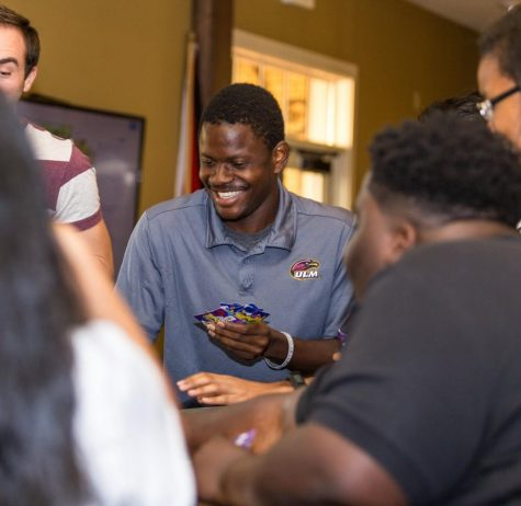 International Warhawks find home away from home with new friends