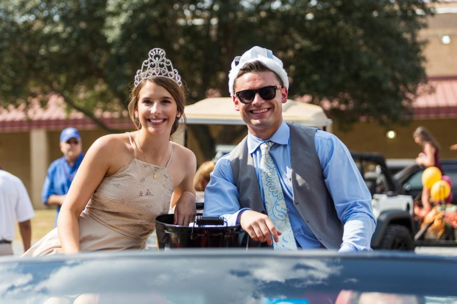 Q&A with Ingram and Usie: Homecoming King, Queen share memorable moments