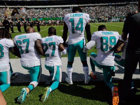 NFL players protest inequality, not National Anthem