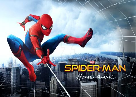 Homecoming week with Spider – Man: Homecoming