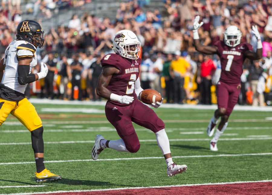 Warhawks shock App State late in fourth quarter