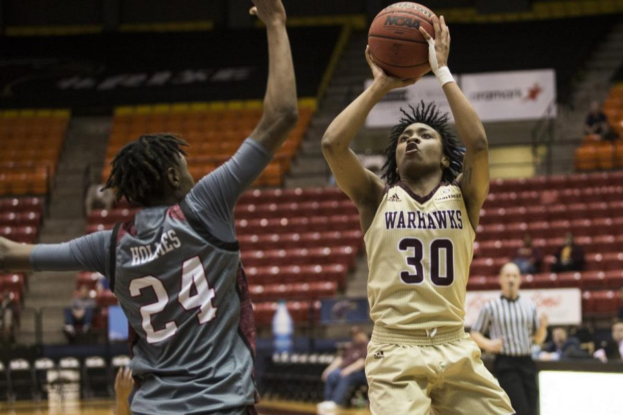 Trojans Hold Off Warhawks in Win