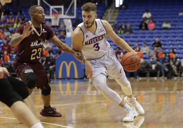 Warhawks get barbequed by stingy UT Arlington