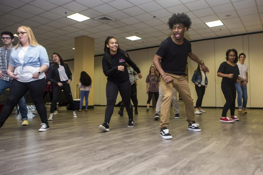 Dance society brings 50s back on campus