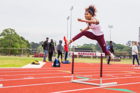 ULM hosts first track and field event at new stadium
