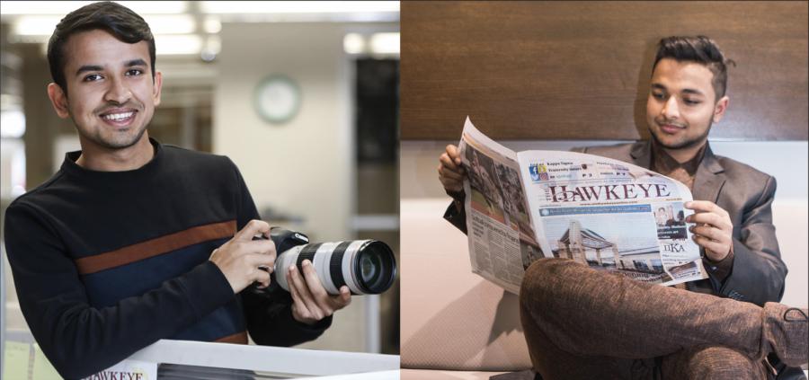 Photographers capture awards