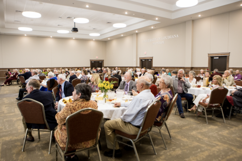 Golden Society honors 50-year graduates