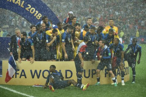 France claims victory in 2018 World Cup