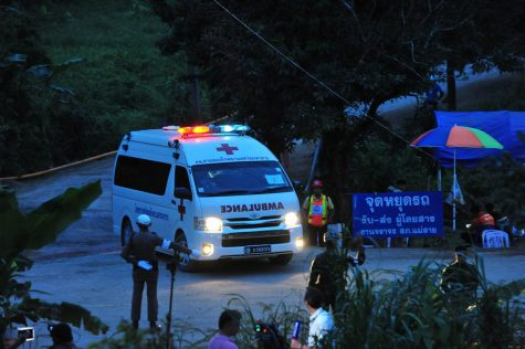 Trapped football team rescued from Tham Luang caves