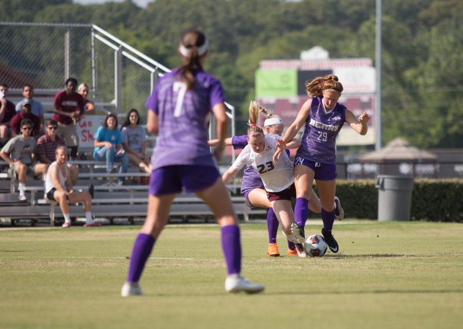 Soccer fails at home, hopes for better luck