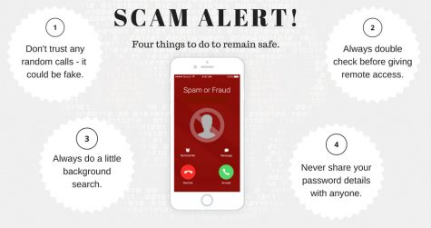 Scam Alert: College students among targets