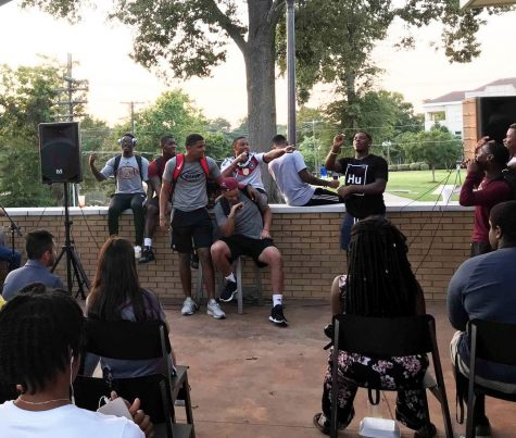 Open Mic Night draws performers