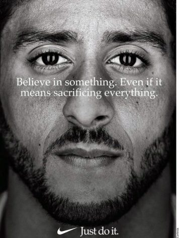 Just do it brings backlash, boycott