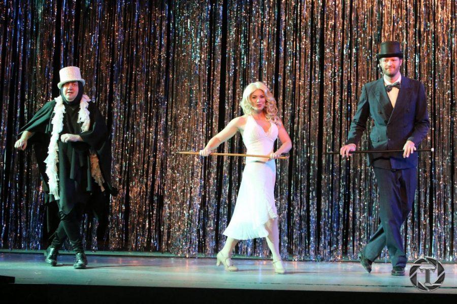 Allison Newton:  Theatre on repeat