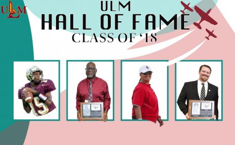ULM honors legends of the past