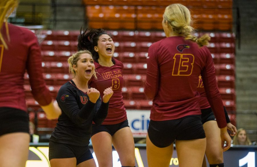 Volleyball sweeps Grambling Tigers 3-0