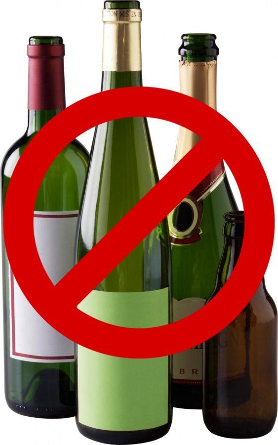 Hard liquor banned at frat houses
