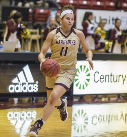 Warhawks clinch home opener against LSUA