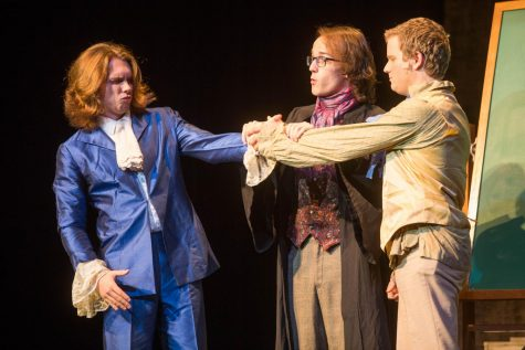 """Candide"" brings laughter, celebrates musician"