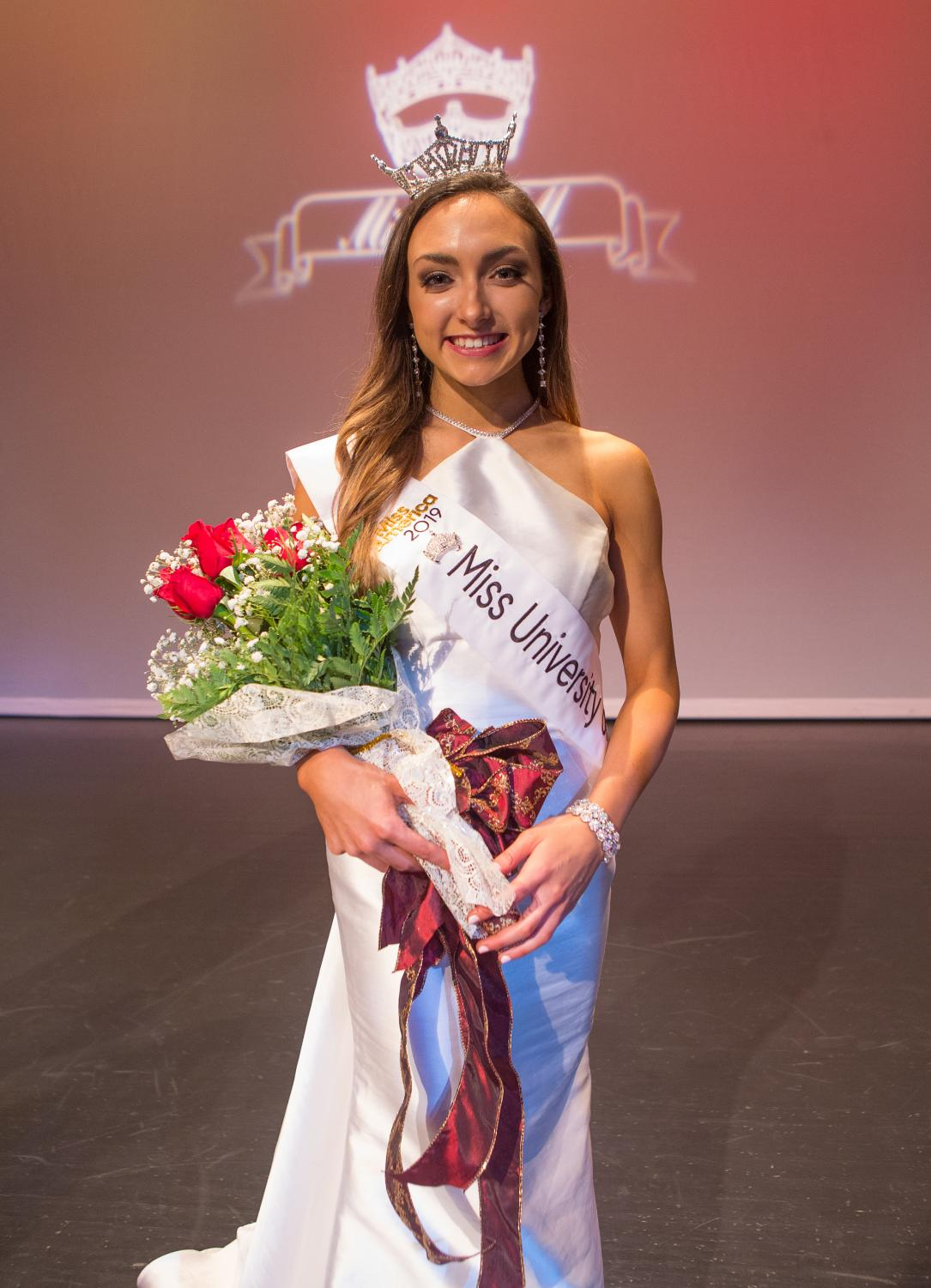 Miss ULM 2019, Monica Whitman