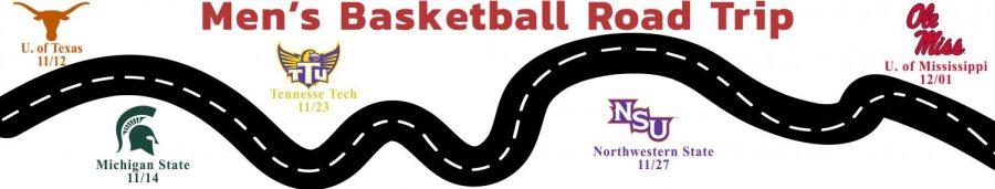Men's basketball start hot, face tough road schedule
