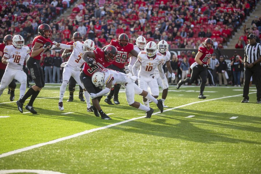 ULM grounded by Arkansas St.