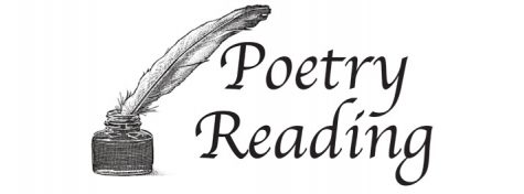 Students  engage in poetry reading