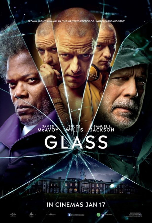 """Glass"" expectations not fulfilled"