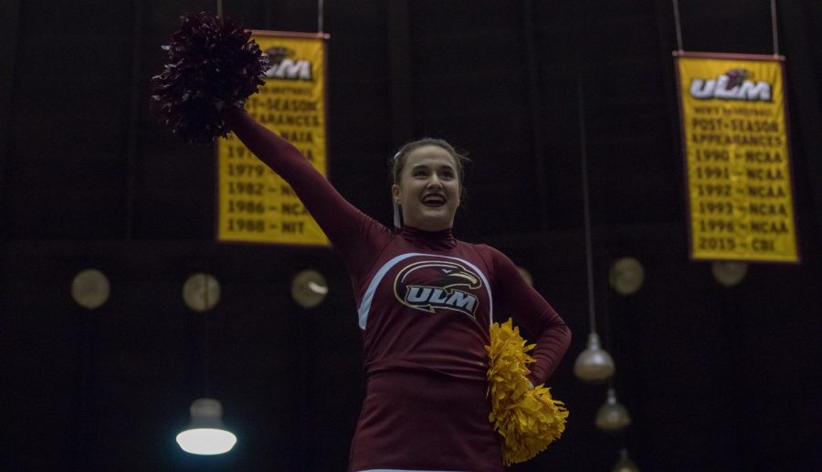 CHEER: Squad to take on Nationals