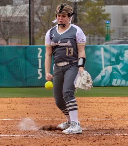 Softball continues tough start to season