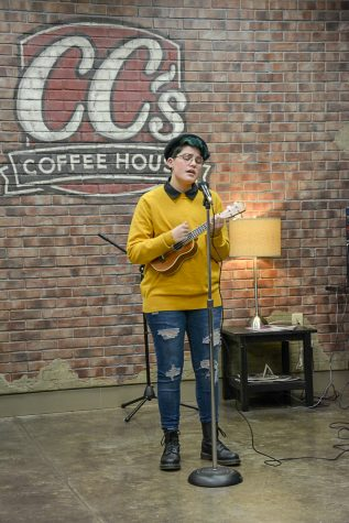 Open Mic Night unites local artists