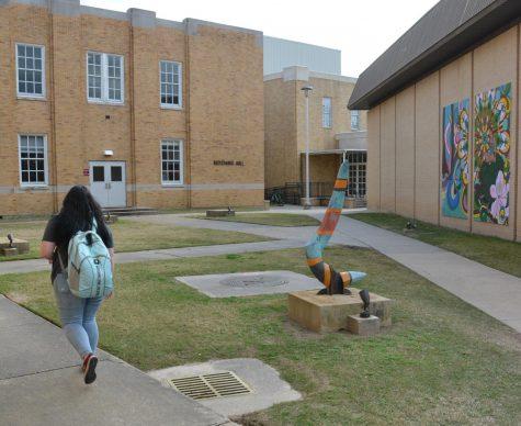 ULM Sculpture Garden to not exist after upcoming summer