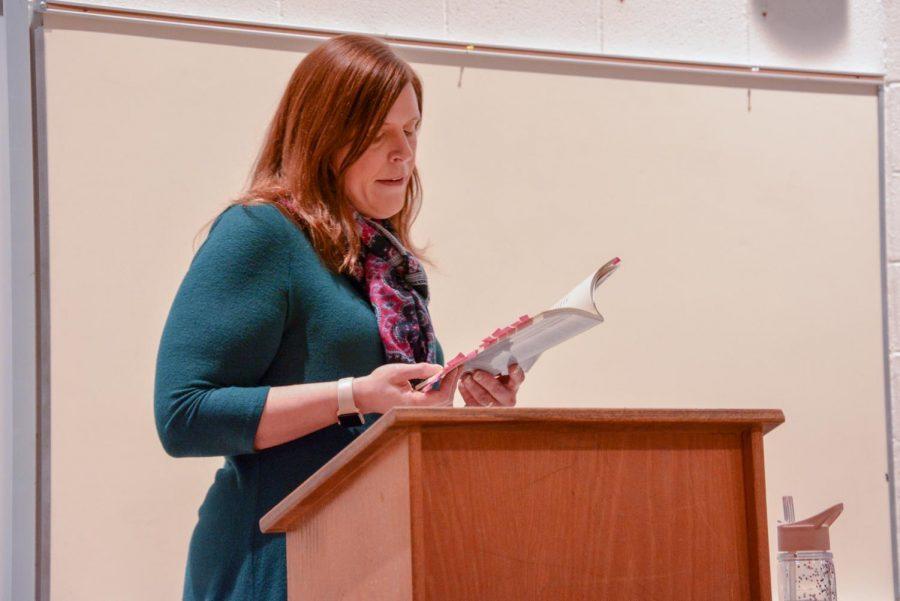 Sara Henning combines science, poetry