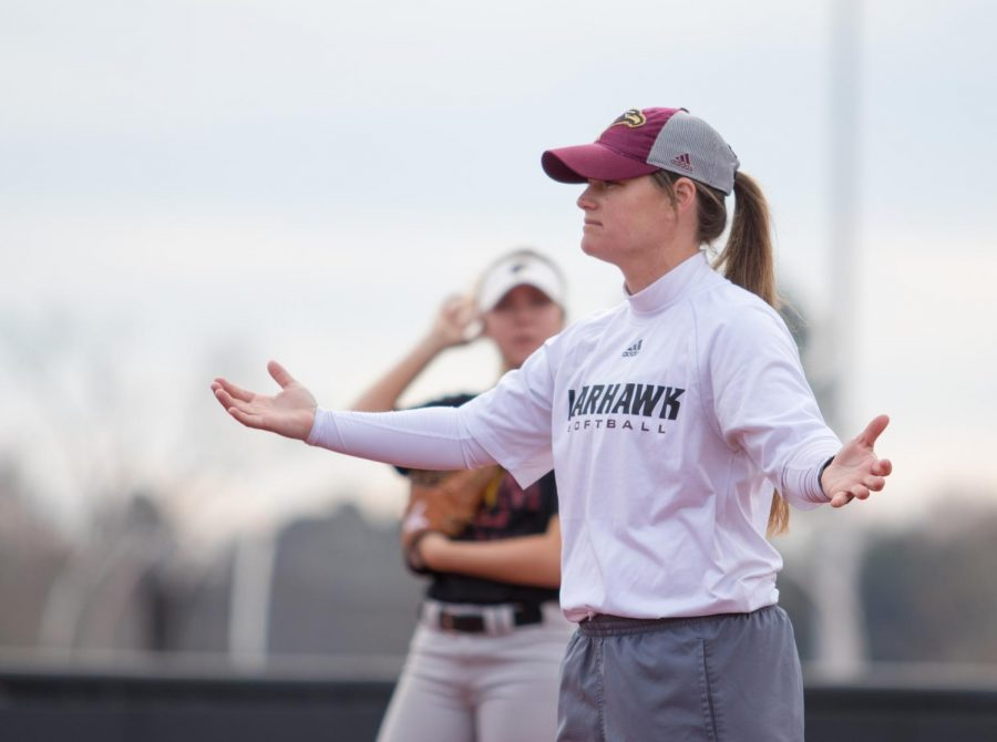 Fichtner takes reigns as new softball coach