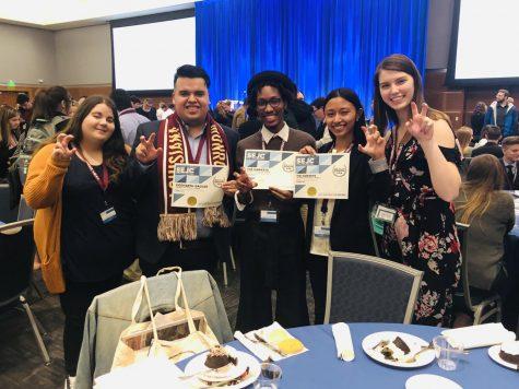 Hawkeye wins 'Best College Newspaper'