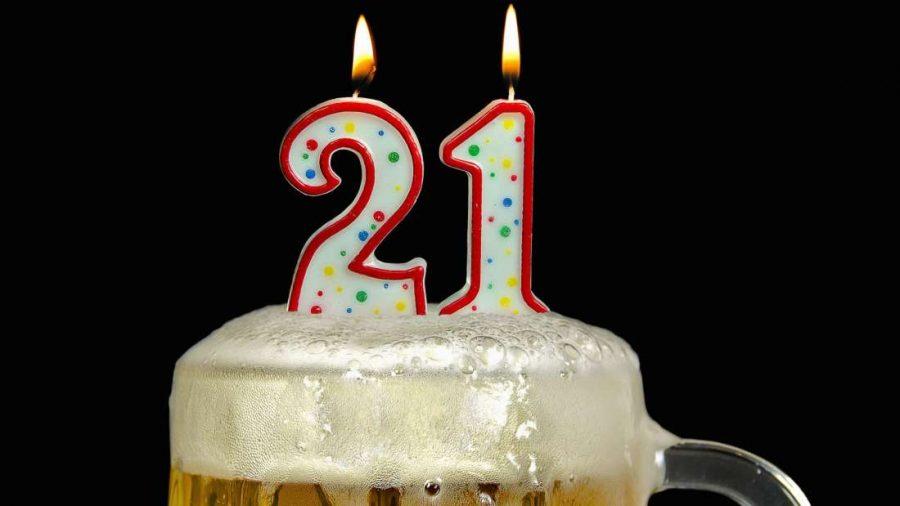 '21 for 21' binge drinking bad for us