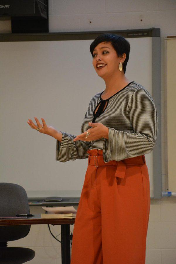ULM+alumna+discusses+Mexican+culture+in+novel