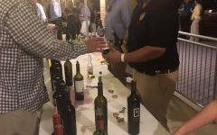 Wine Over Water raises money  for scholarship