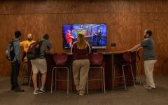 Activity Center welcomes new presentation, game room