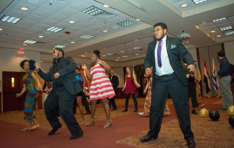 International Prom  bridges cultures