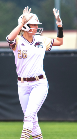 Warhawks grab 1st  home win of season against Georgia Southern