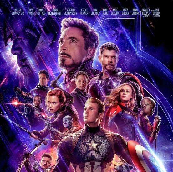 'Avengers: Endgame,' perfect conclusion