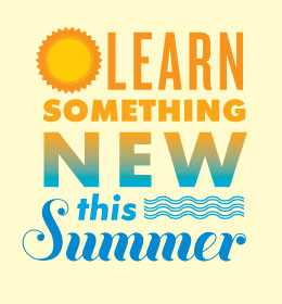 Learn over summer opinion