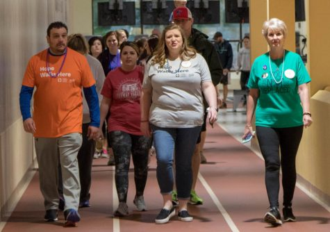 Suicide prevention walk unites community