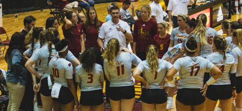 Welcome Warhawk: Olson takes reigns of volleyball
