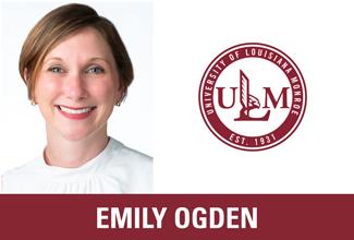 School of education awards Emily Ogden