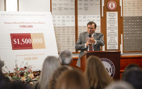 ULM receives funds from board of regents