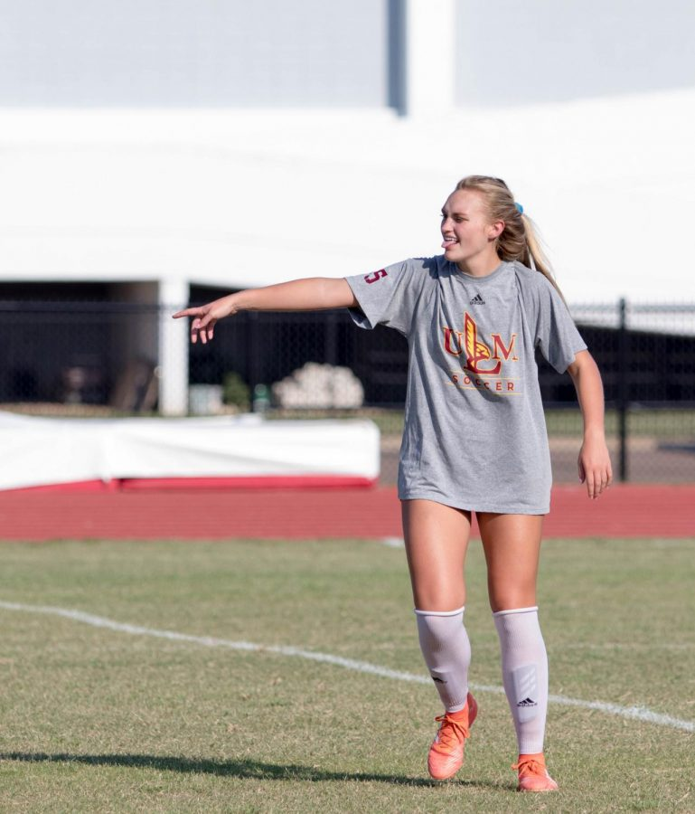 Soccer captains share daily routines